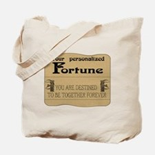 Fortune Card Tote Bag