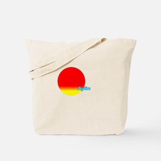 Aylin Tote Bag