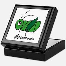 Little Grasshopper Keepsake Box