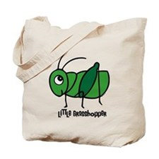 Little Grasshopper Tote Bag