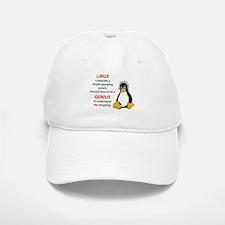 Linux Baseball Baseball Cap