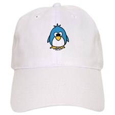 Chill Out Penguin Baseball Cap