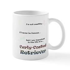 Curly-Coat Life Mug