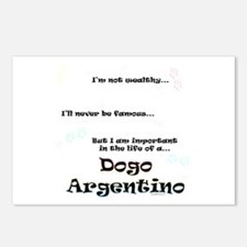 Dogo Life Postcards (Package of 8)