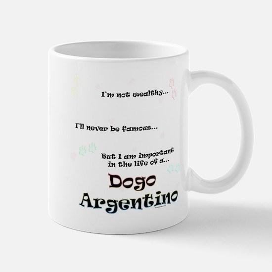 Dogo Life Mug