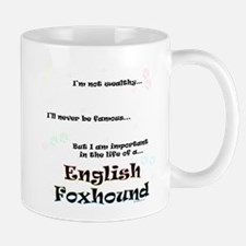 English Fox Life Mug