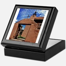 Las Trampas Church Keepsake Box