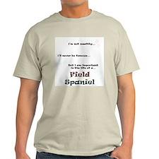 Field Spaniel Life T-Shirt
