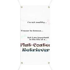 Flat-Coated Life Banner