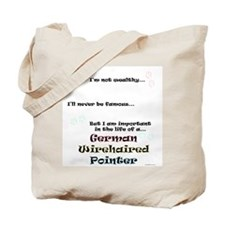 Wirehaired Life Tote Bag
