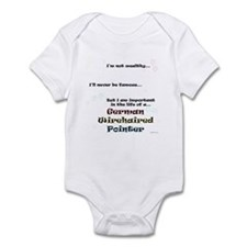 Wirehaired Life Infant Bodysuit