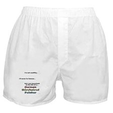 Wirehaired Life Boxer Shorts