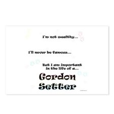 Gordon Life Postcards (Package of 8)