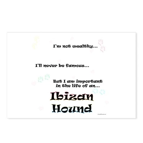 Ibizan Life Postcards (Package of 8)
