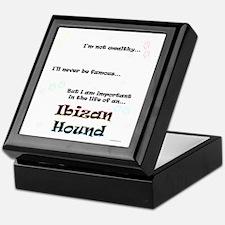 Ibizan Life Keepsake Box