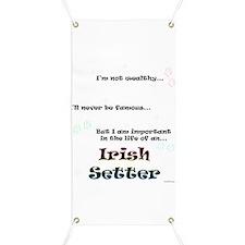 Irish Setter Life Banner
