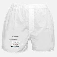 Irish Terrier Life Boxer Shorts