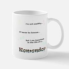 Komondor Life Mug