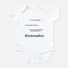 Komondor Life Infant Bodysuit