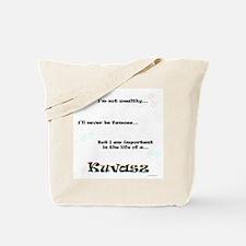 Kuvasz Life Tote Bag