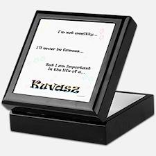 Kuvasz Life Keepsake Box