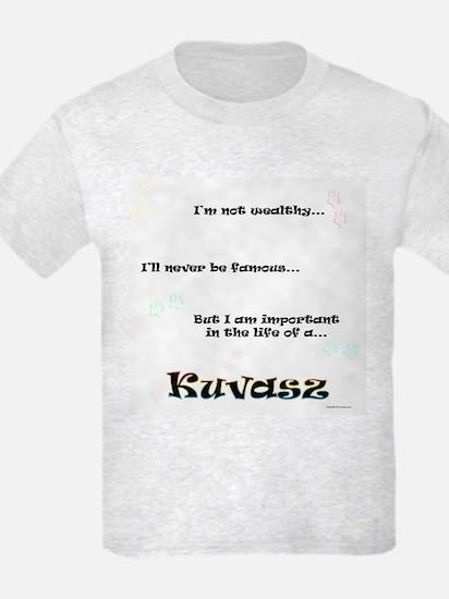 Kuvasz Life T-Shirt