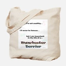 Manchester Life Tote Bag