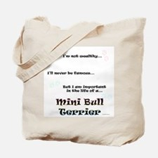 Mini Bull Life Tote Bag