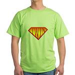 Supertwin Green T-Shirt