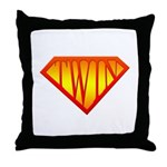 Supertwin Throw Pillow