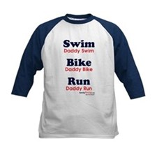 Triathlon Daddy Tee