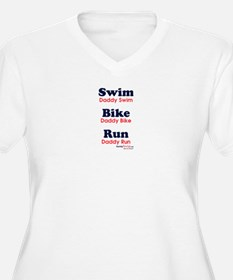 Triathlon Daddy T-Shirt