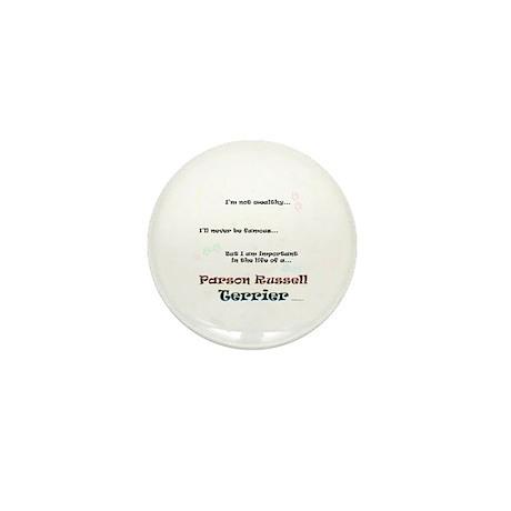 Parson Life Mini Button (10 pack)