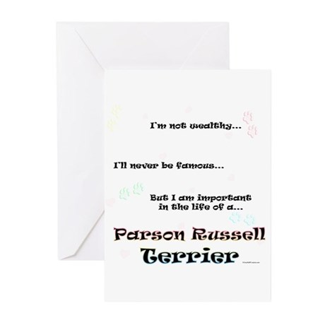 Parson Life Greeting Cards (Pk of 20)