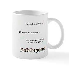Pekingese Life Mug