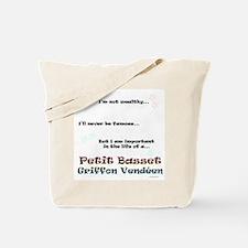 PBGV Life Tote Bag