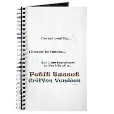 PBGV Life Journal