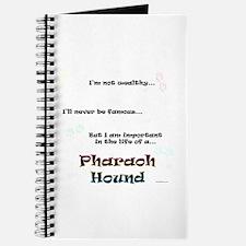 Pharaoh Life Journal