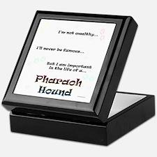 Pharaoh Life Keepsake Box
