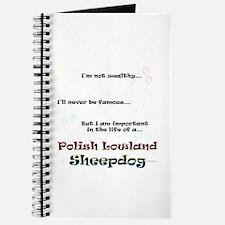Lowland Life Journal