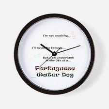PWD Life Wall Clock