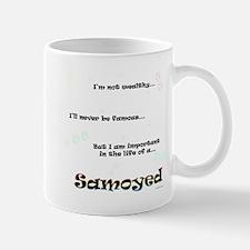 Samoyed Life Mug