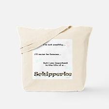 Schipperke Life Tote Bag