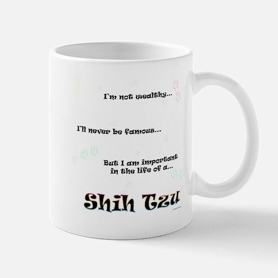 Shih Tzu Life Mug