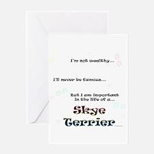 Skye Life Greeting Card