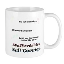 Staffy Life Mug