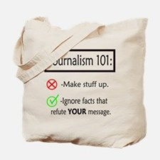 Journalism 101 Tote Bag