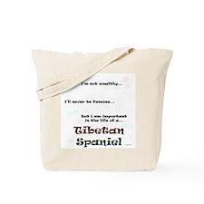 Tibbie Life Tote Bag