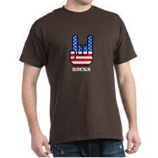 United States Rocks T-Shirt