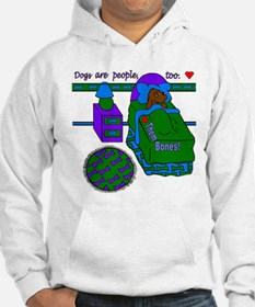 Funny Dog bed Hoodie